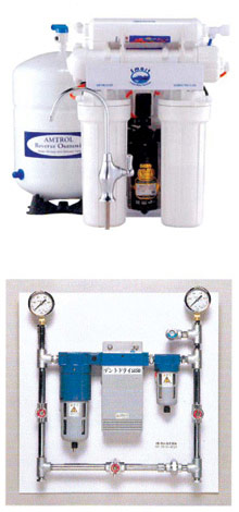 mart Fresh Water System  デントドライS150 バイパス回路付エアードライヤー