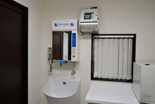 大学病院クラスの手洗い機(AGUADOR/U)(solspa)